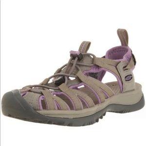 KEEN 'Whisper' US Size 11 Waterproof Sport Sandals